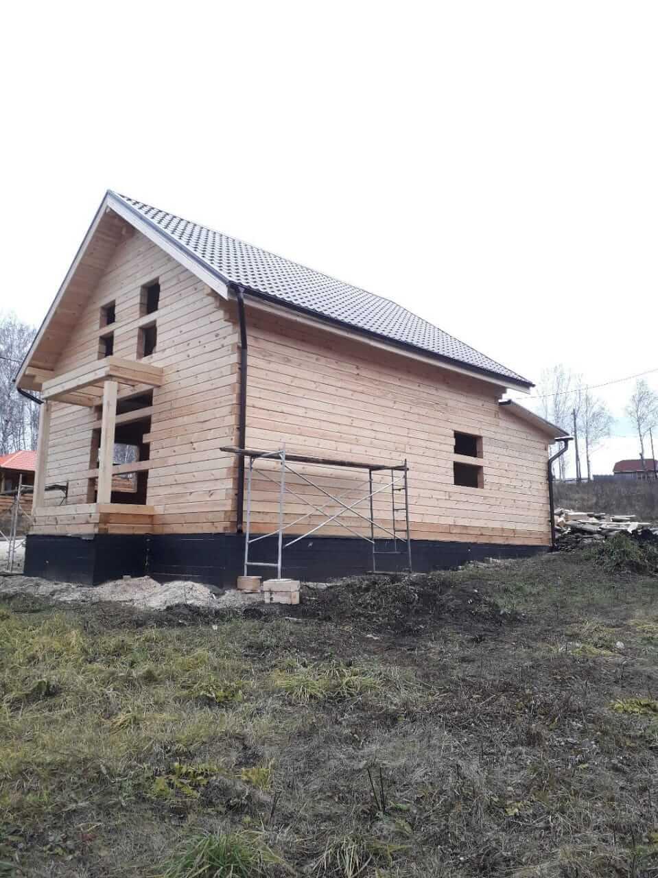 Малоэтажное строительство  в Красноярске и Красноярском крае